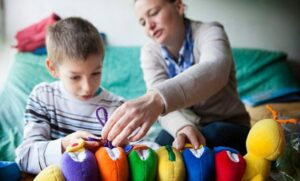 What to do for parents with autism in children